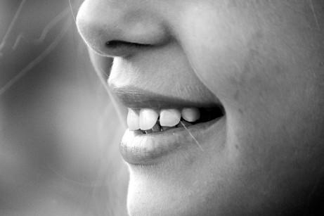 Pollen, Mund, Lippen, Gesicht
